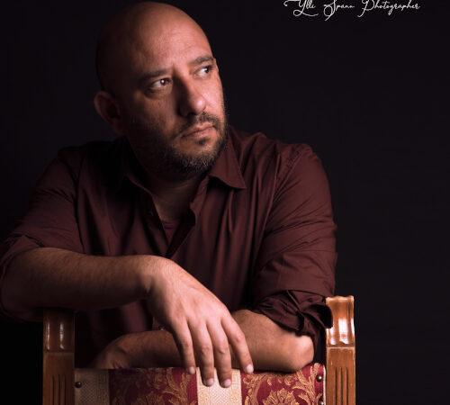"""Esce """"Kairos"""", il nuovo album musicale di Nicola Spanu"""